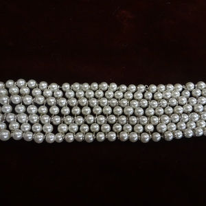 "Norstrom Pearl Choker 11"" long adjustable"